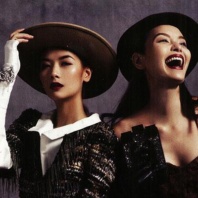 Alena Lewis Professional makeup artist Bangkok